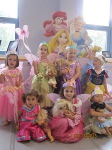 Pretty Princess Group week 1