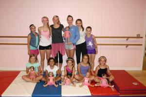 Jazzy/Tumble Camp!