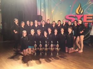 National Dance Competition for Step Up 2 Dance!