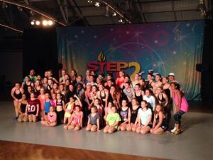 Master Classes at Step Up 2 Dance!
