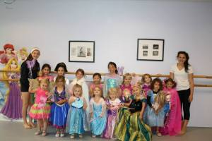 Ballerina Princess Camp!